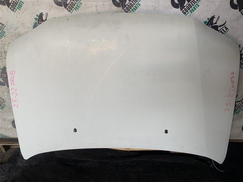 Капот Toyota Probox NCP50 передний