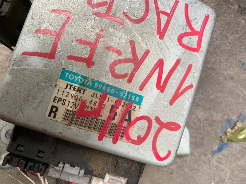 Блок управления рулевой рейкой Toyota Ractis NSP120 1NRFE 2011 передний