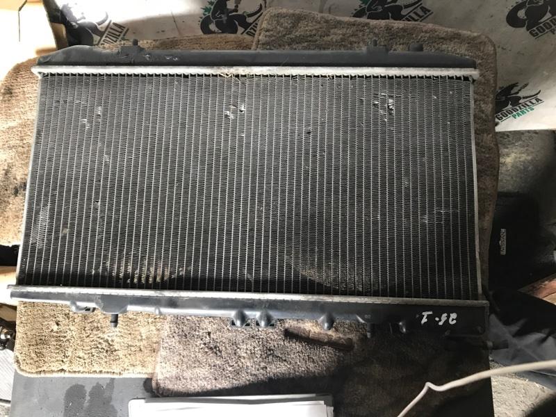 Радиатор основной Nissan Ad MVY10 GA13DS передний