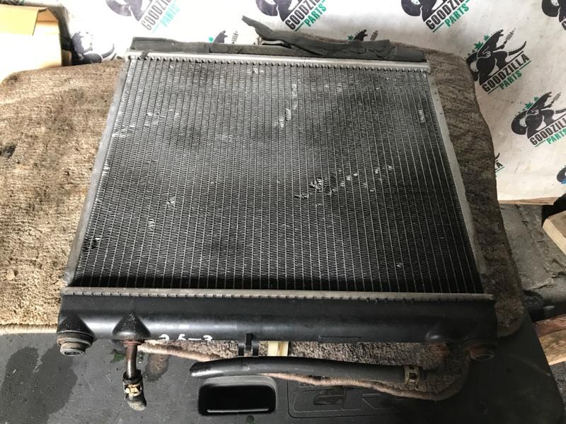 Радиатор основной Suzuki Jimny JB23W K64 передний