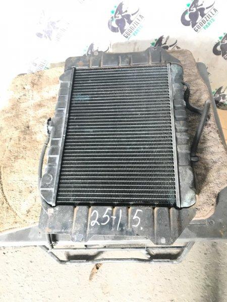 Радиатор основной Toyota Deliboy KXC10 5K передний