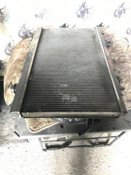 Радиатор основной Mitsubishi Dingo CQ2A 4G15 передний