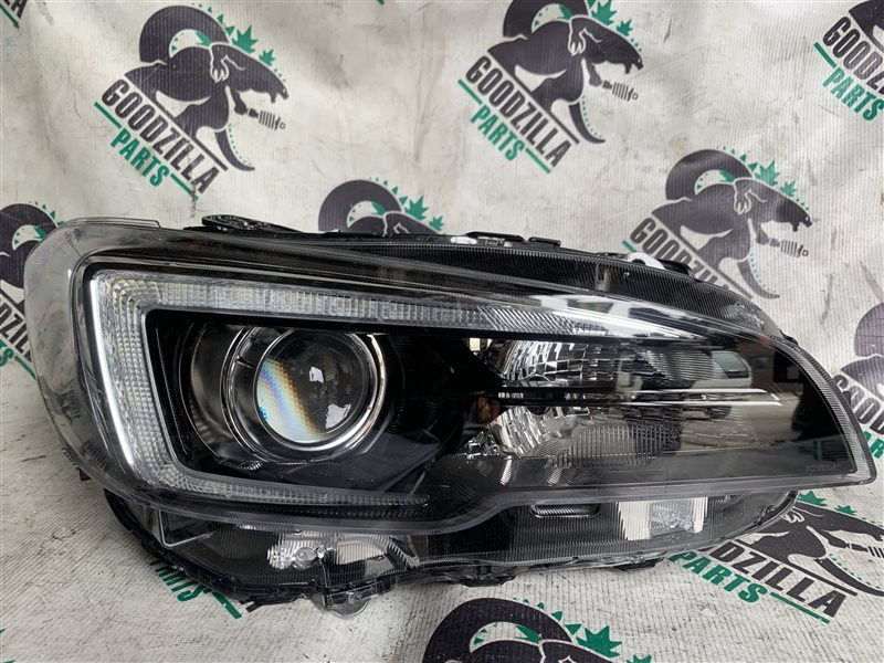 Фара Subaru Levorg VM4 2017 передняя правая