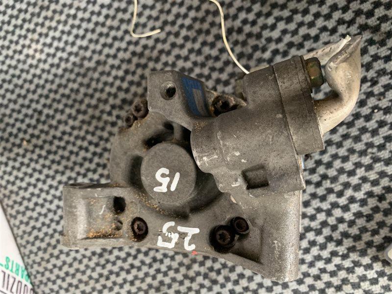 Компрессор кондиционера Nissan Cube AZ10 CGA3DE
