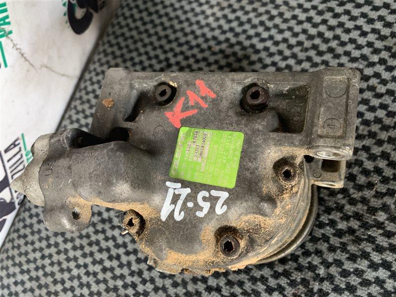 Компрессор кондиционера Nissan March K11 CG10