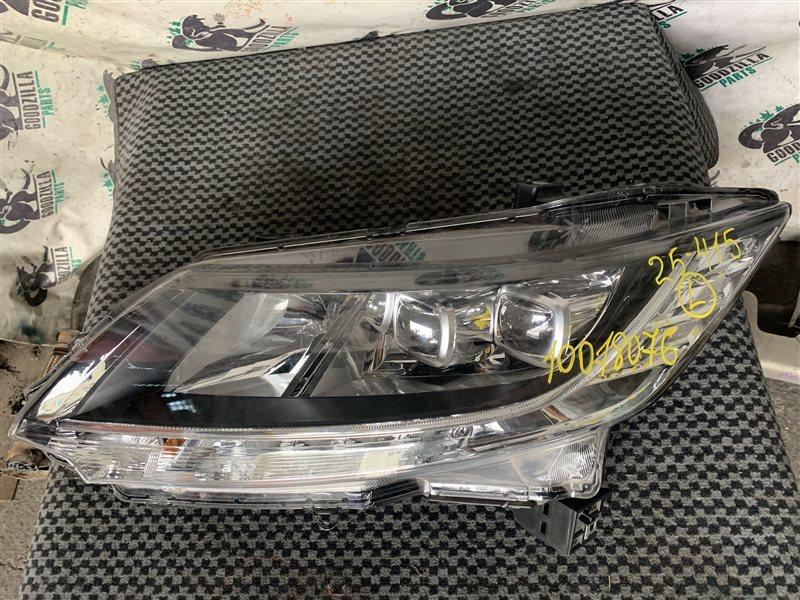 Фара Honda Odyssey RC1 передняя левая