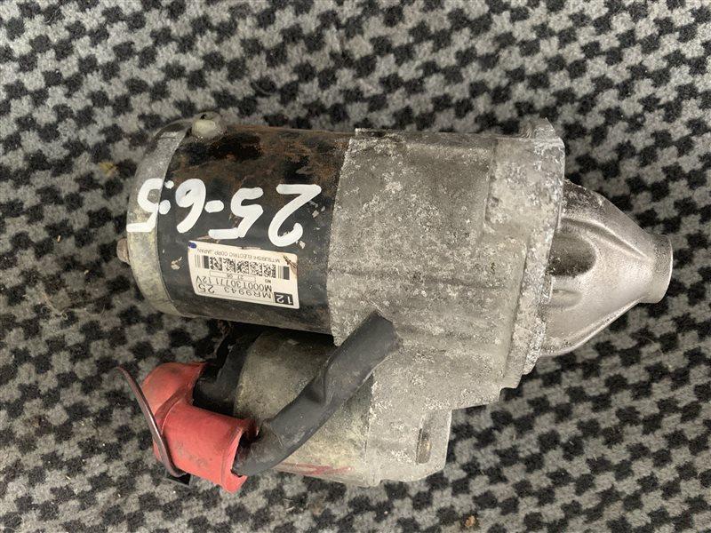 Стартер Mitsubishi Colt Z27A 4G15