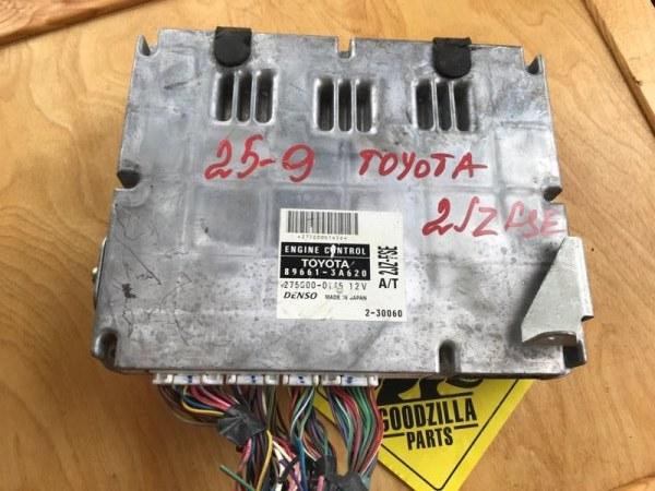 Блок управления efi Toyota 2JZFSE