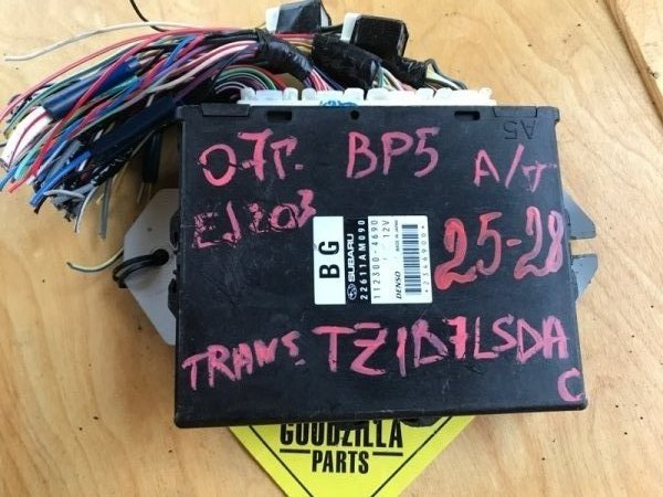 Блок управления efi Subaru Legacy BP5 EJ203 2007