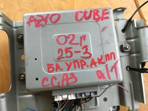 Блок управления акпп Nissan Cube AZ10 CGA3DE 2002