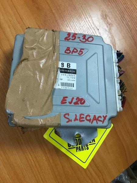 Блок управления efi Subaru Legacy BP5 EJ20
