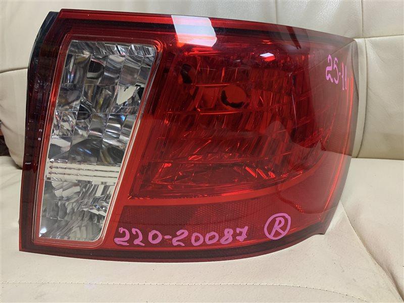 Стоп-сигнал Subaru Impreza GE7 задний правый
