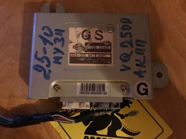 Блок управления акпп Nissan Gloria MY34 VQ25DD 2003