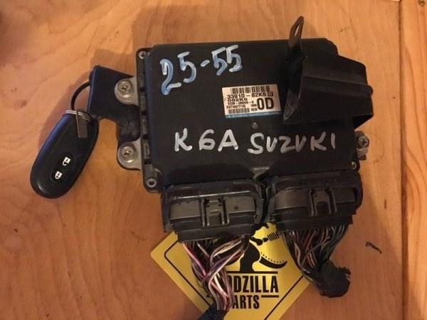 Блок управления efi Suzuki K6A