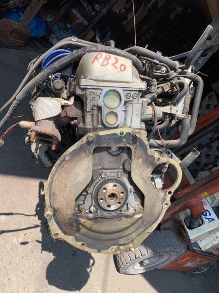 Двигатель Nissan Laurel HC33 RB20DE