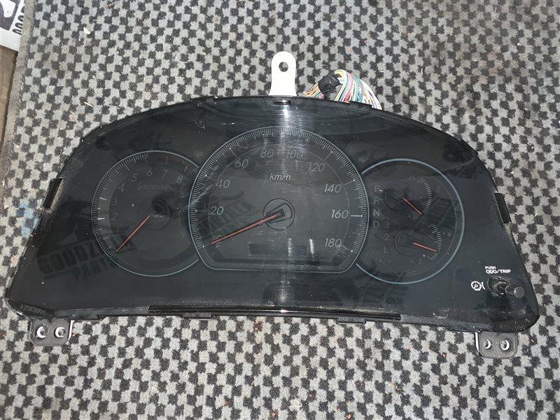 Спидометр Toyota Alphard ANH10 2AZFE передний