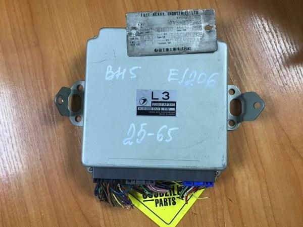 Блок управления efi Subaru Legacy BH5 EJ206