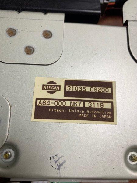 Блок управления акпп Nissan Cedric HY34 VQ30DET 2003