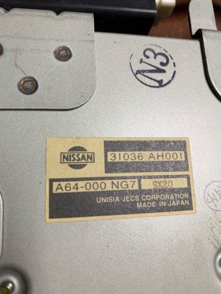 Блок управления акпп Nissan Cedric HY34 VQ30DET 1999