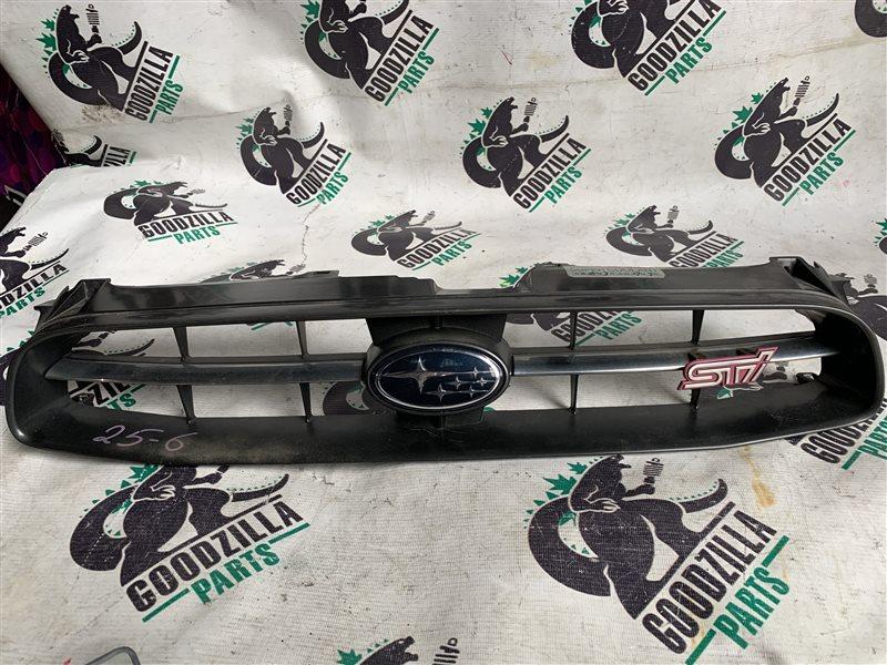 Решетка радиатора Subaru Imreza GG3 передняя