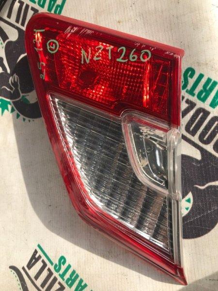 Стоп-вставка Toyota Premio NZT260 задняя левая