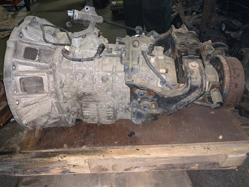 Мкпп Toyota Toyoace XZU368 N04C 2007