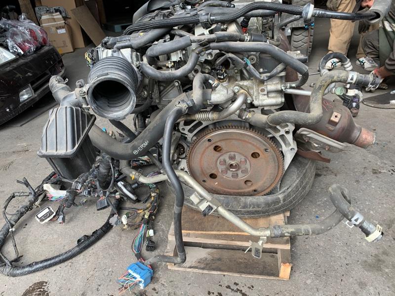 Двигатель Mazda Biante CCEFW LFVD 2008