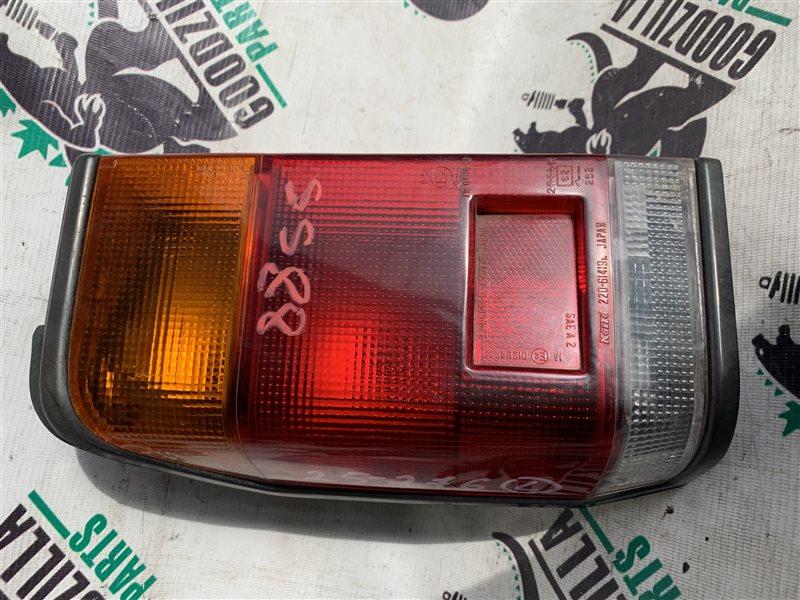 Стоп-сигнал Mazda Bongo SS88HN задний левый