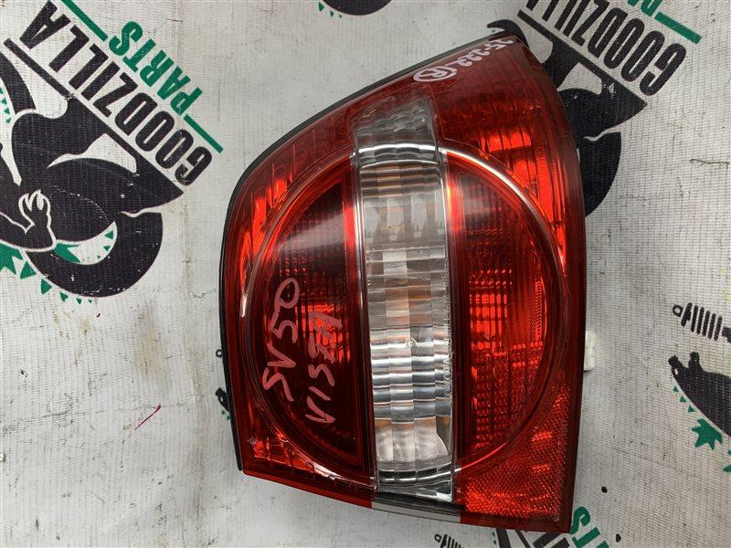 Стоп-сигнал Toyota Vista SV50 задний правый