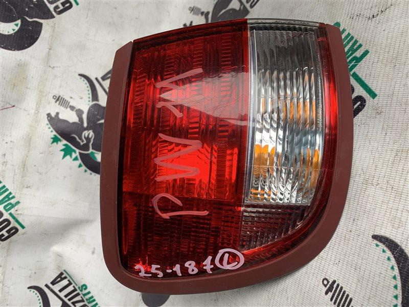 Стоп-сигнал Nissan Avenir W11 задний левый