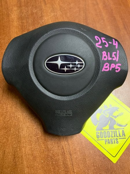 Airbag на руль Subaru Legacy BP5 передний