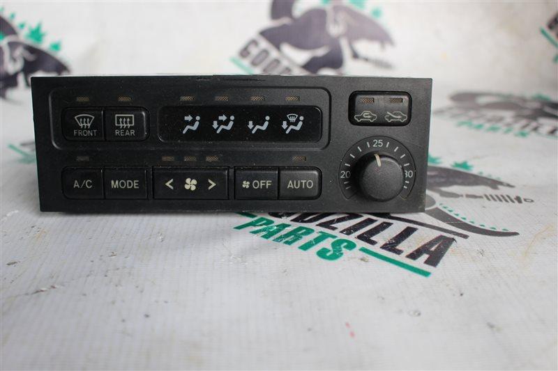 Блок управления климат-контролем Toyota Mark Ii GX100 передний