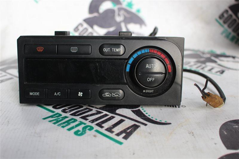 Блок управления климат-контролем Subaru Legacy BH5 передний