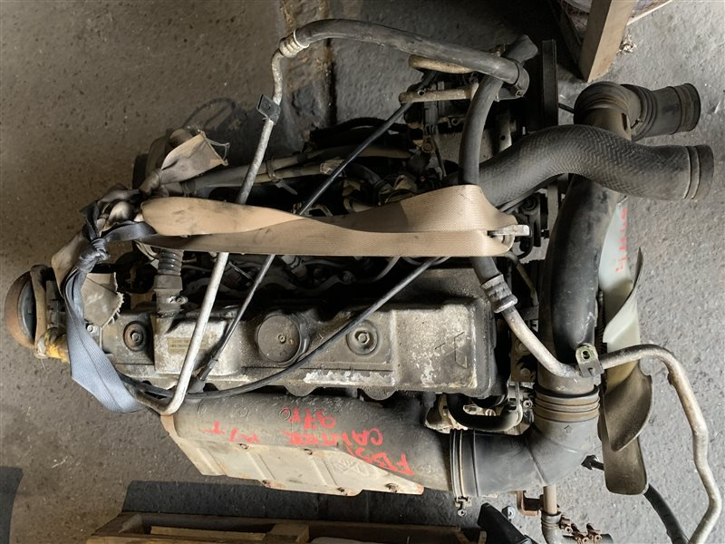 Двигатель Mitsubishi Canter FB511B 4M40 1997
