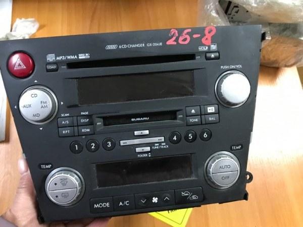 Магнитофон Subaru передний