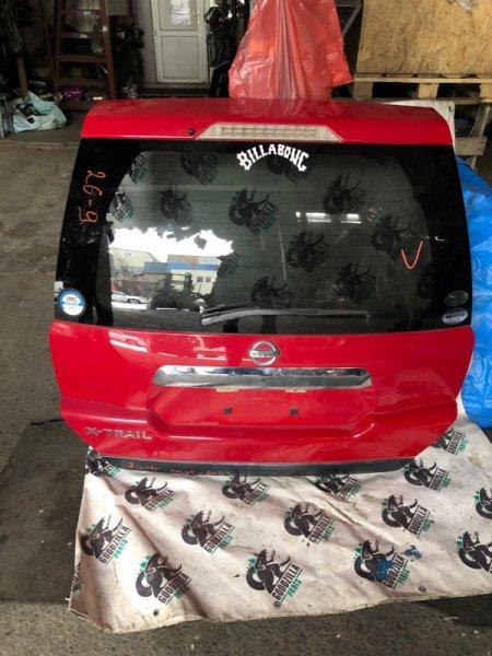 Дверь задняя Nissan X-Trail NT31 2008 задняя
