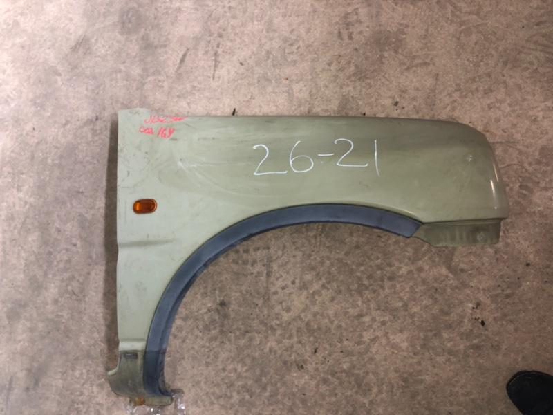 Крыло Suzuki Jimny JB23W переднее правое