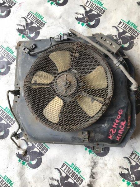 Радиатор кондиционера Toyota Hiace KZH100 1KZ передний