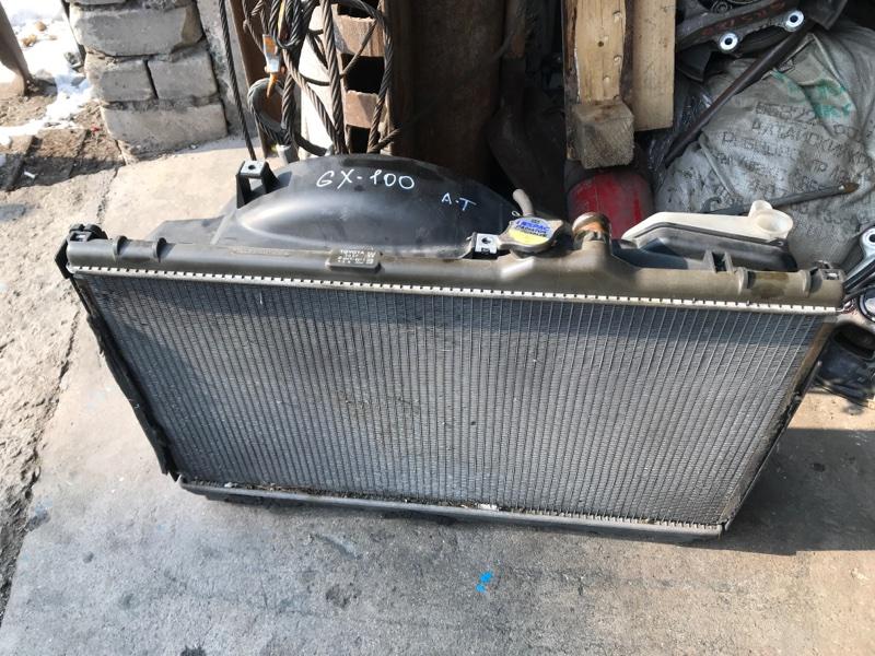 Радиатор основной Toyota Mark Ii GX100 1JZFE передний