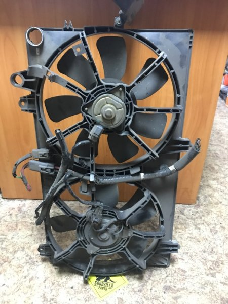 Вентилятор радиатора Mazda Rx8 SE3P 13B