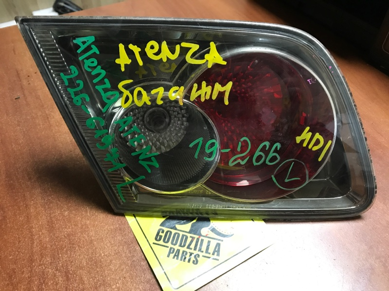 Стоп-вставка Mazda Atenza GG3S задняя левая