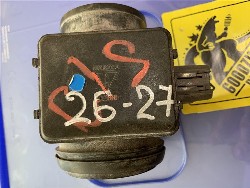 Датчик расхода воздуха Mazda Premacy CP8W FPDE