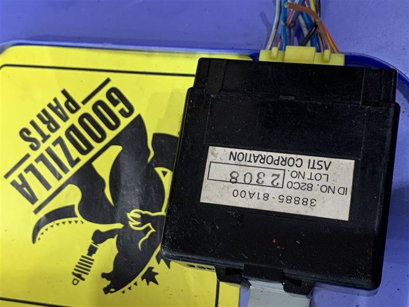 Блок управления 4wd Suzuki Jimny JB23W K6A