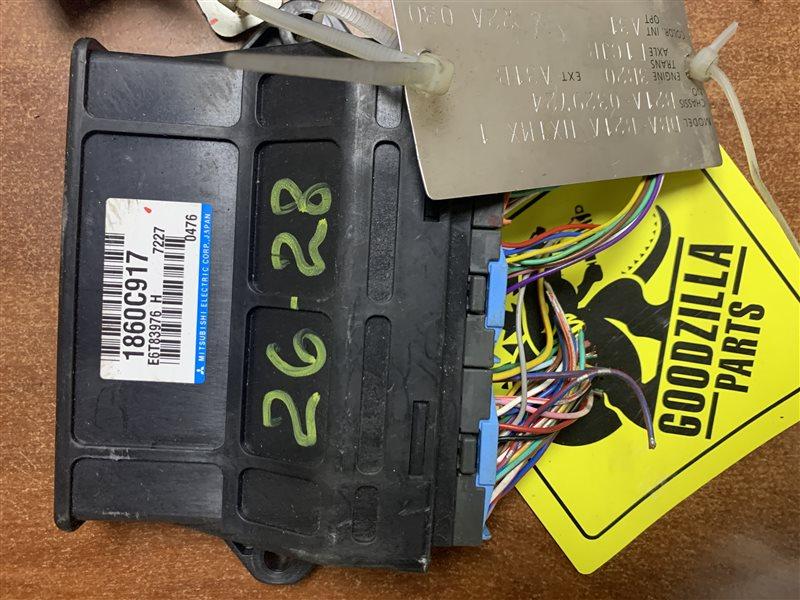 Блок управления efi Nissan Dayz Roox B21A 3B20