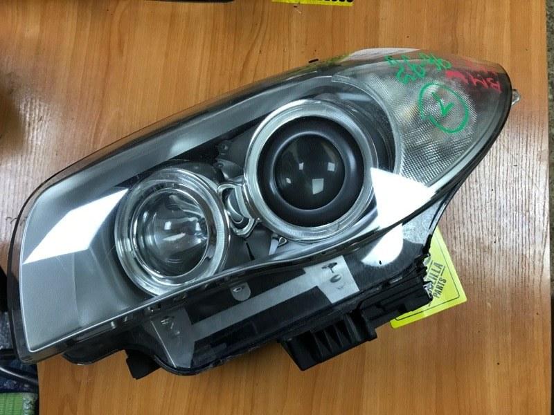Фара Bmw 1-Series E81 передняя левая