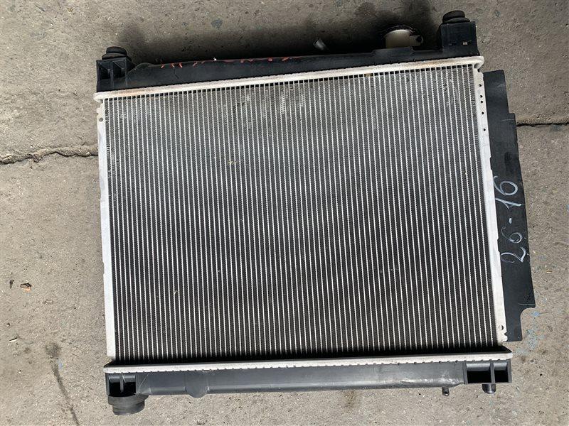Радиатор основной Toyota Probox NCP50 1NZFE передний