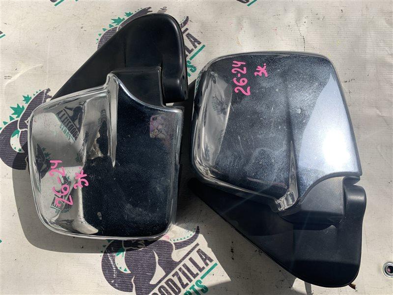 Зеркало Suzuki Jimny JB23W K6A переднее