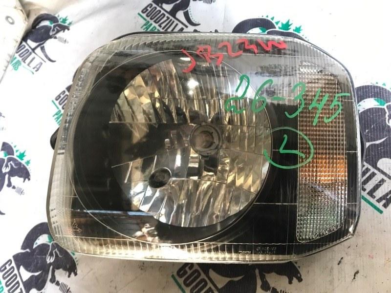 Фара Suzuki Jimny JB23W K6A передняя левая