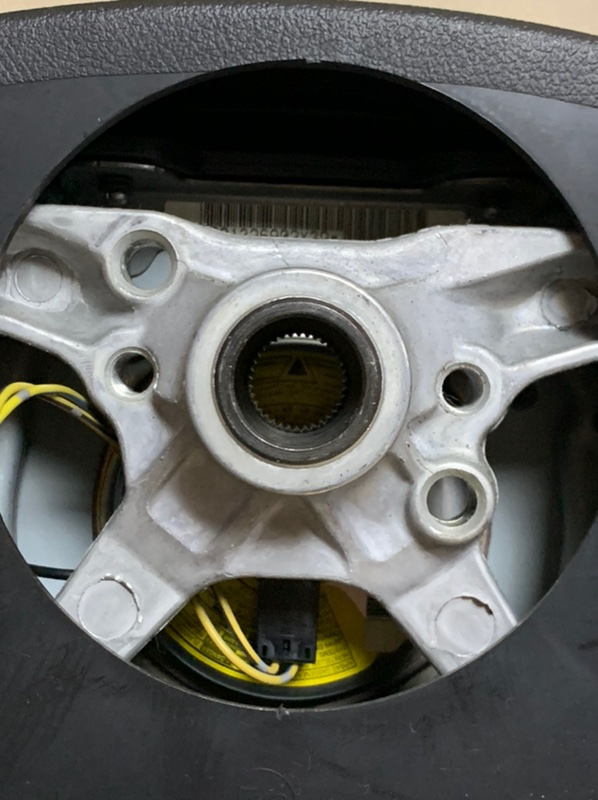 Airbag на руль Subaru Legacy BE5
