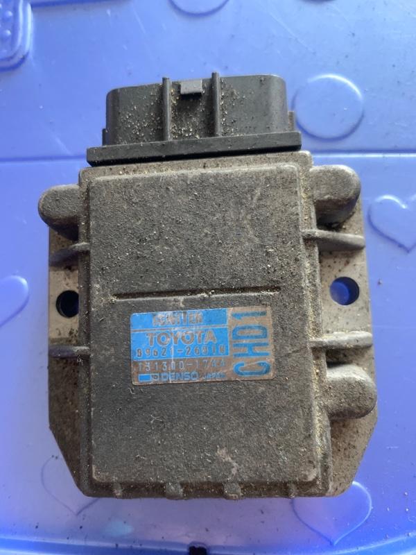 Игнитер Toyota 3RZFE